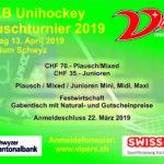 SZKB Unihockey Plauschturnier 2019