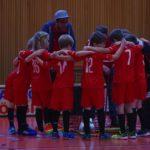 6 Punkte Wochenende für die E-Junioren