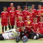 Überraschend bis ins kleine Finale der Zentralschweizer Meisterschaften gestürmt
