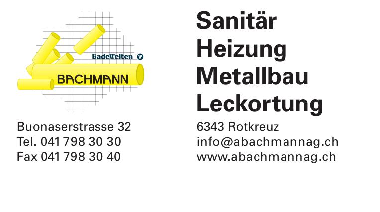 Anton Bachmann AG