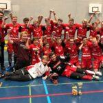 Vipers  U16C – Turniersieg in Basel