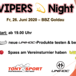 VIPERS Night 2020