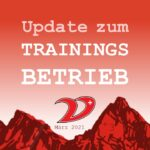 TRAININGSBETRIEB: März-Update!