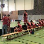 Start-Sieg beim Comeback-Cup für die U-18-Junioren